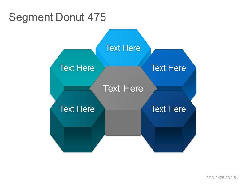 Segment Donut 475