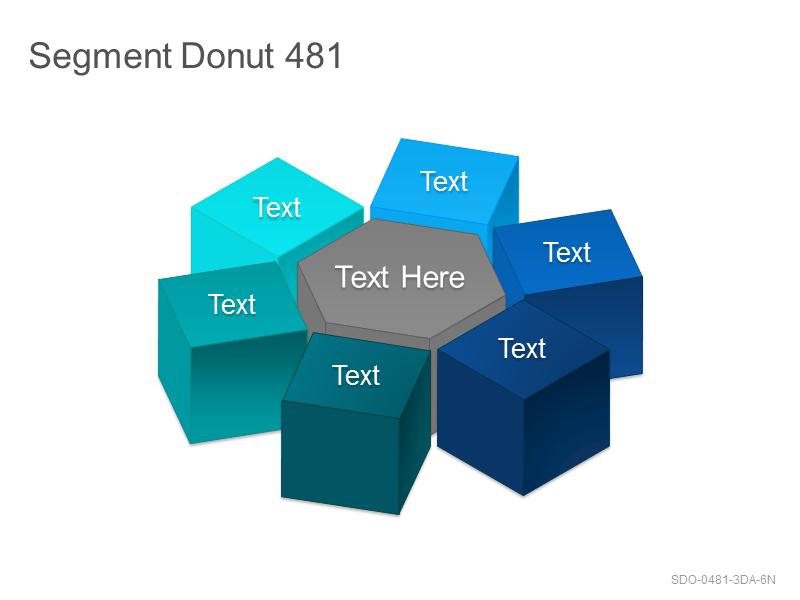 Segment Donut 481