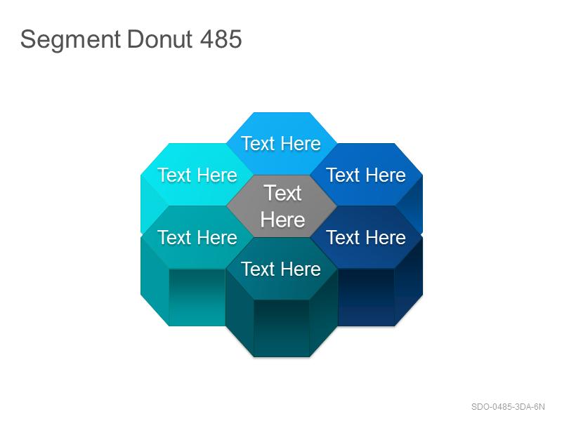 Segment Donut 485