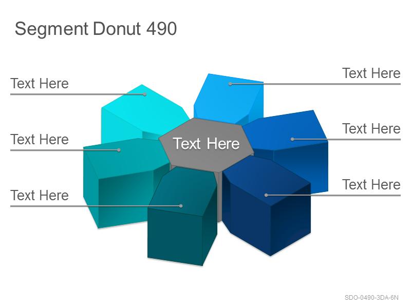 Segment Donut 490