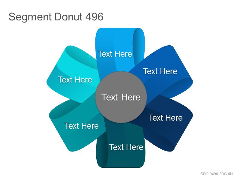Segment Donut 496