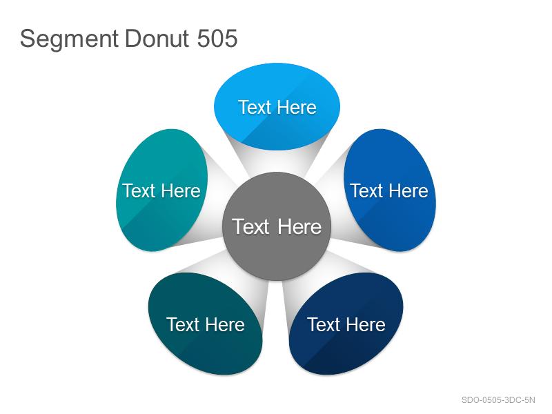 Segment Donut 505
