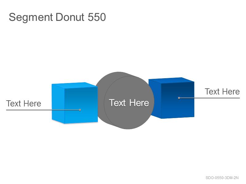 Segment Donut 550