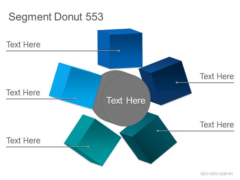 Segment Donut 553