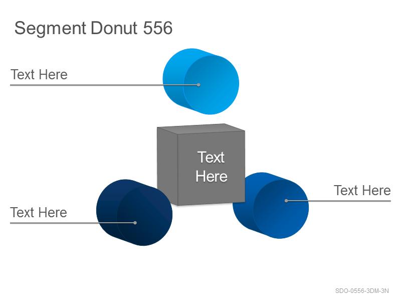 Segment Donut 556