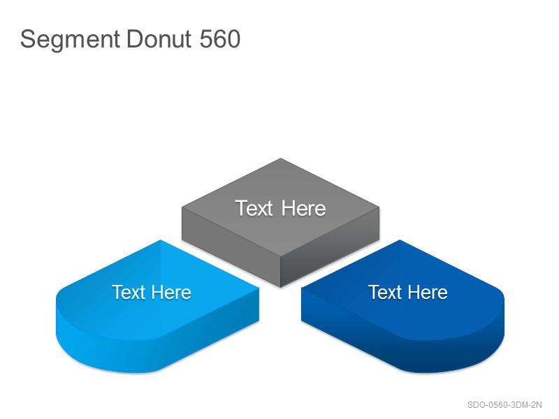Segment Donut 560