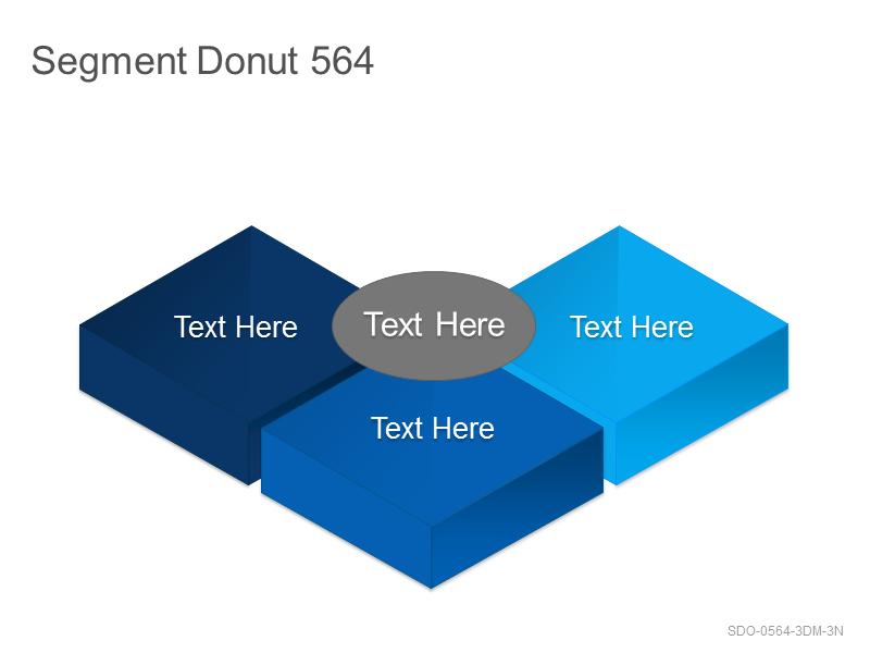Segment Donut 564