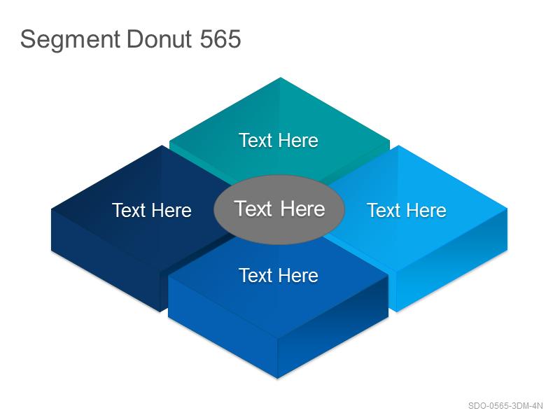 Segment Donut 565