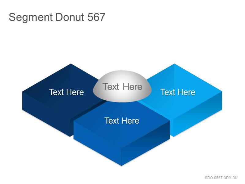 Segment Donut 567