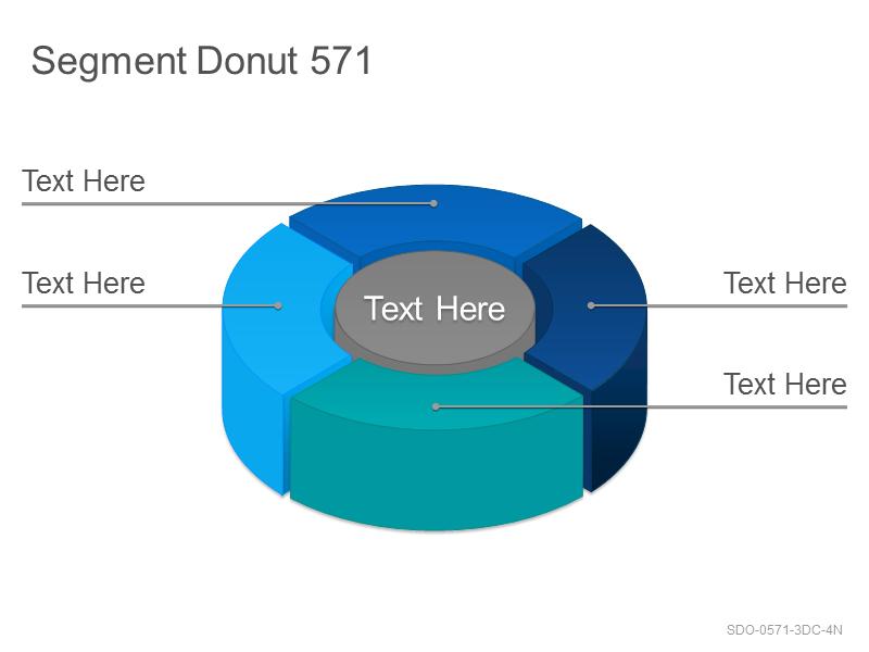 Segment Donut 571