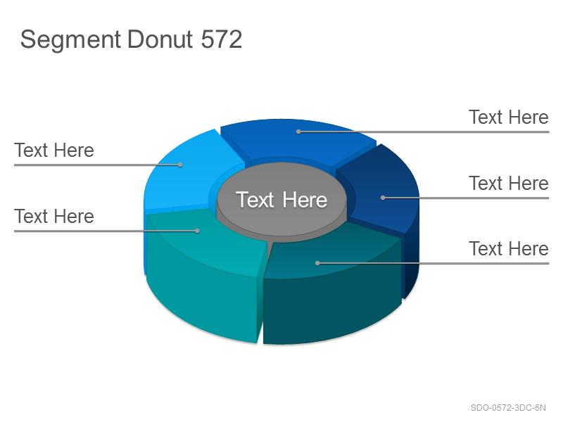 Segment Donut 572
