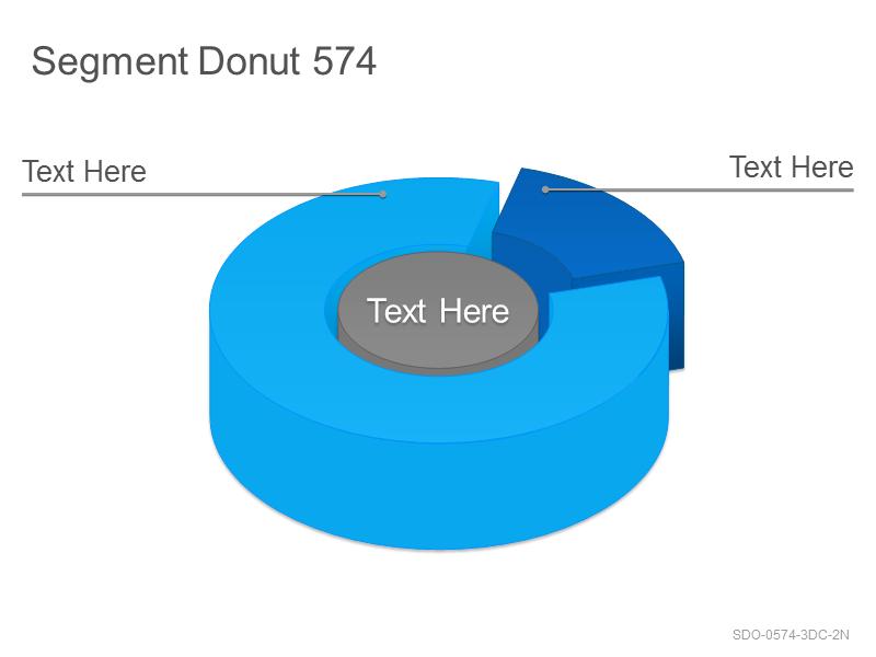 Segment Donut 574
