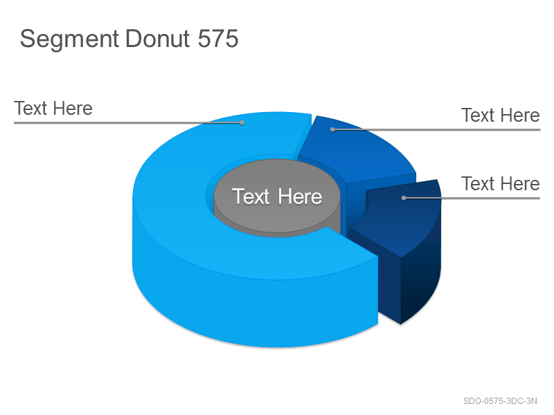 Segment Donut 575