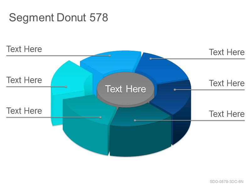 Segment Donut 578