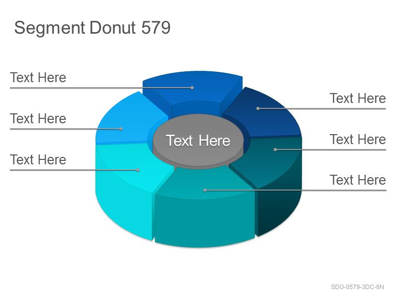 Segment Donut 579