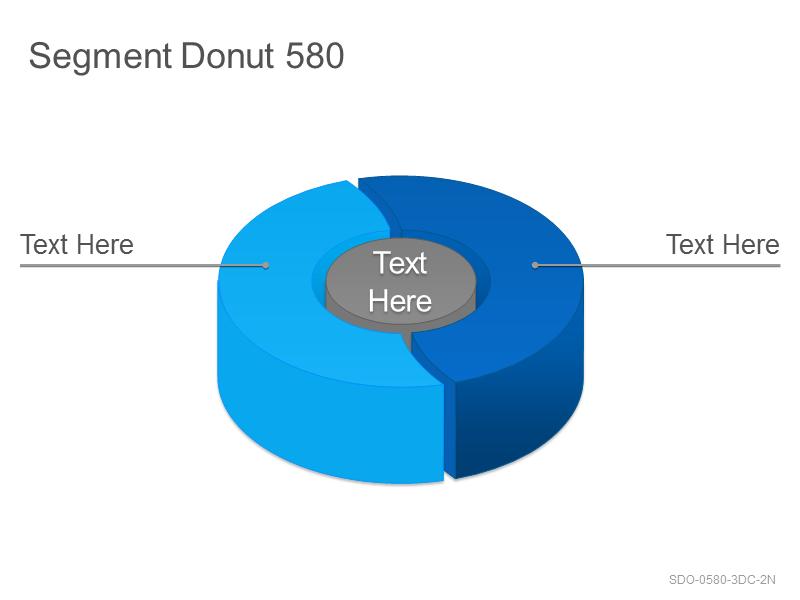 Segment Donut 580