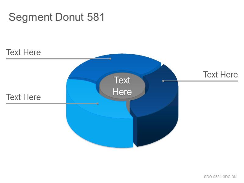 Segment Donut 581