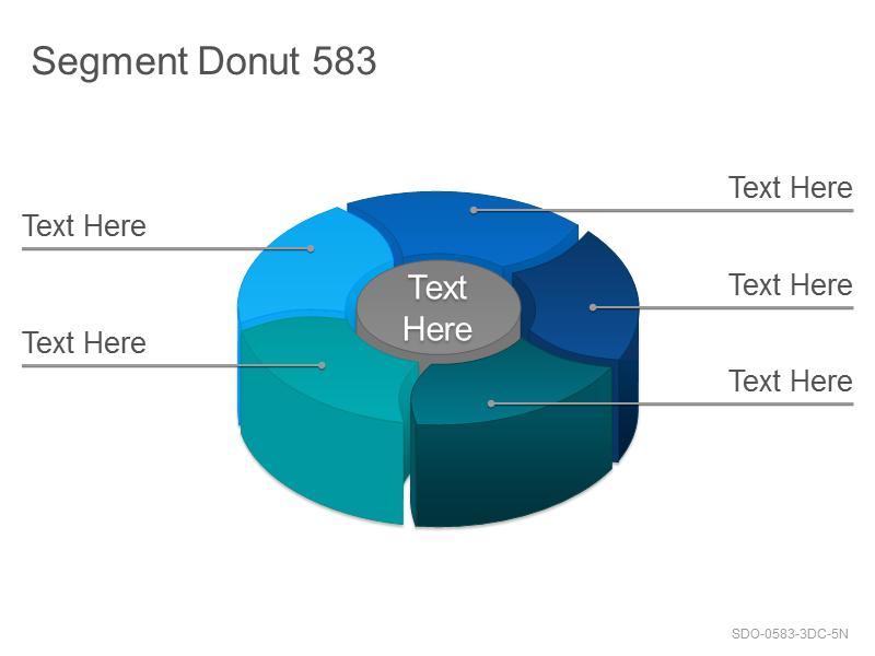 Segment Donut 583