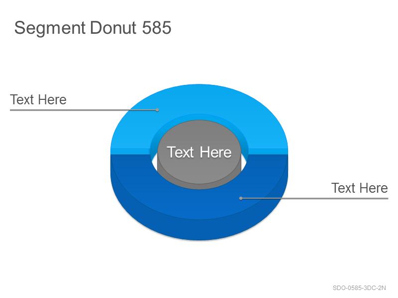 Segment Donut 585