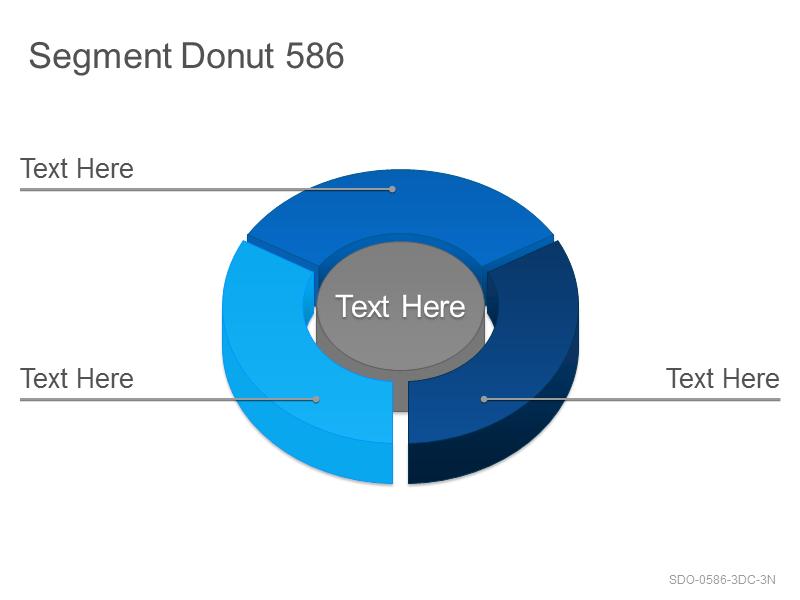 Segment Donut 586