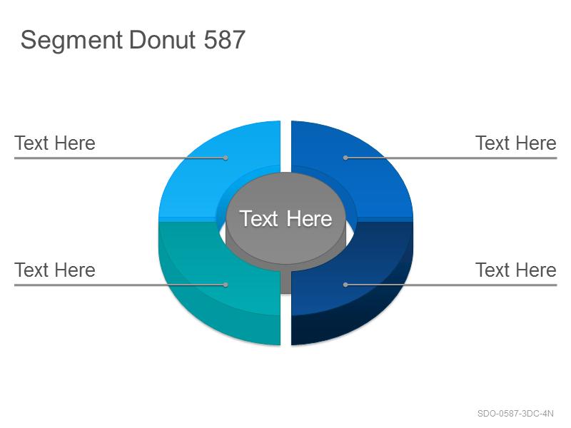 Segment Donut 587
