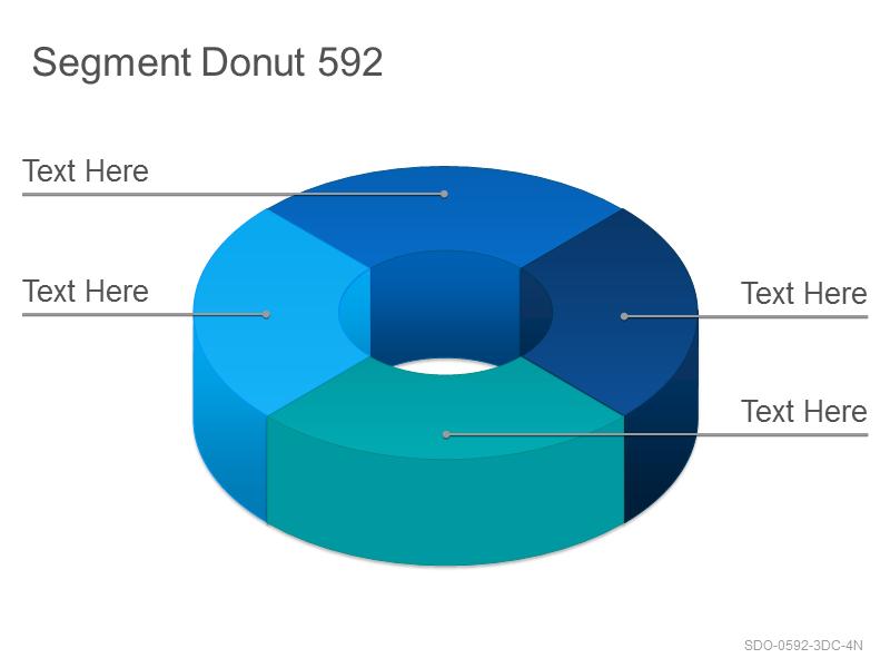 Segment Donut 592