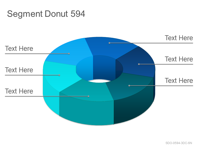 Segment Donut 594