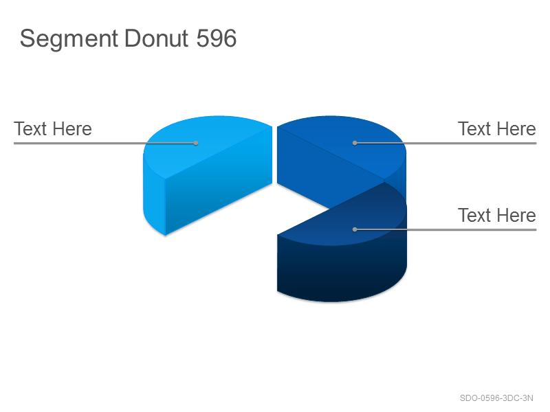 Segment Donut 596