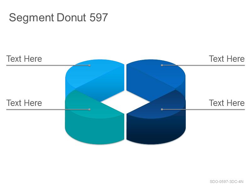 Segment Donut 597
