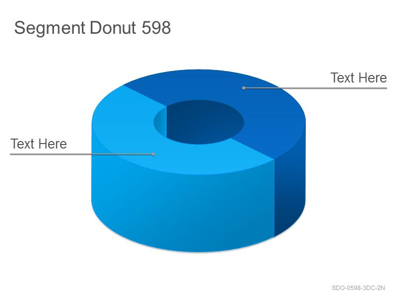 Segment Donut 598