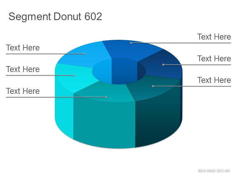 Segment Donut 602