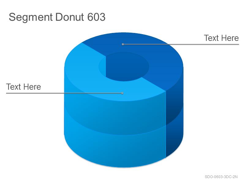 Segment Donut 603
