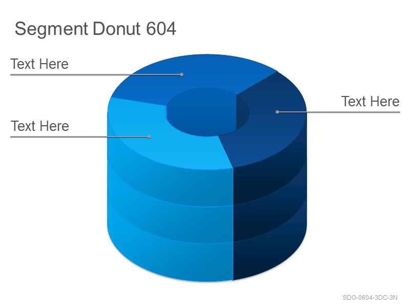 Segment Donut 604