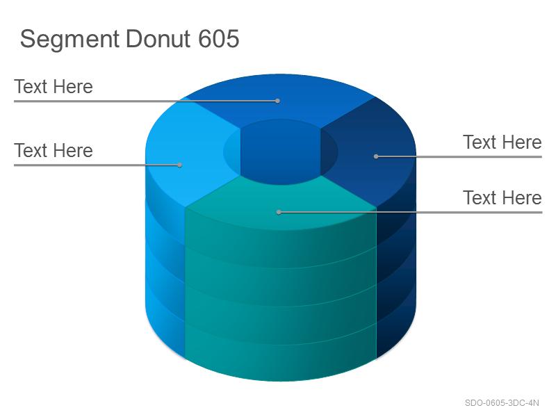 Segment Donut 605