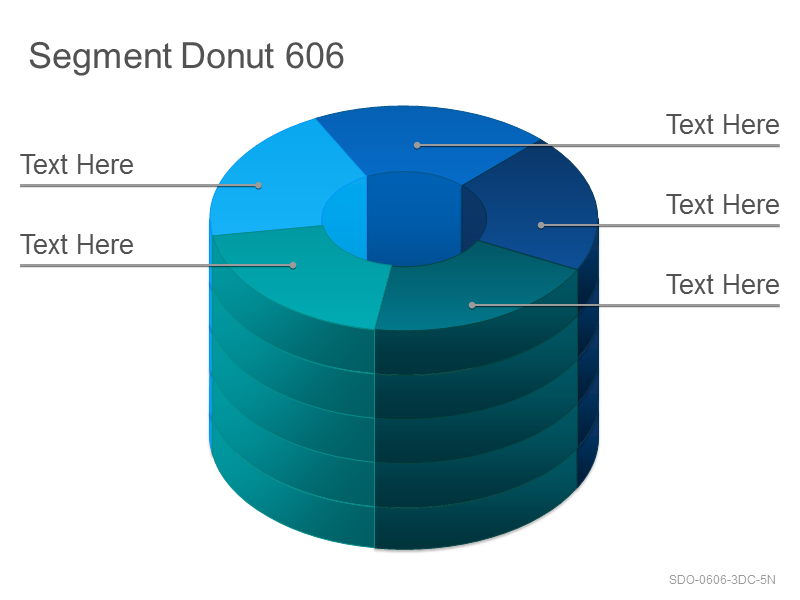 Segment Donut 606
