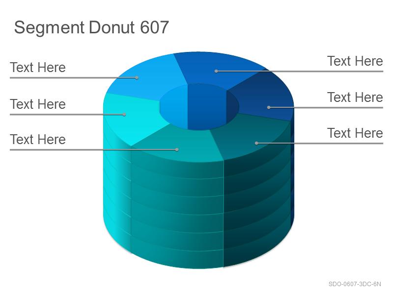 Segment Donut 607
