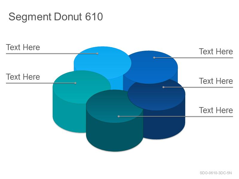 Segment Donut 610