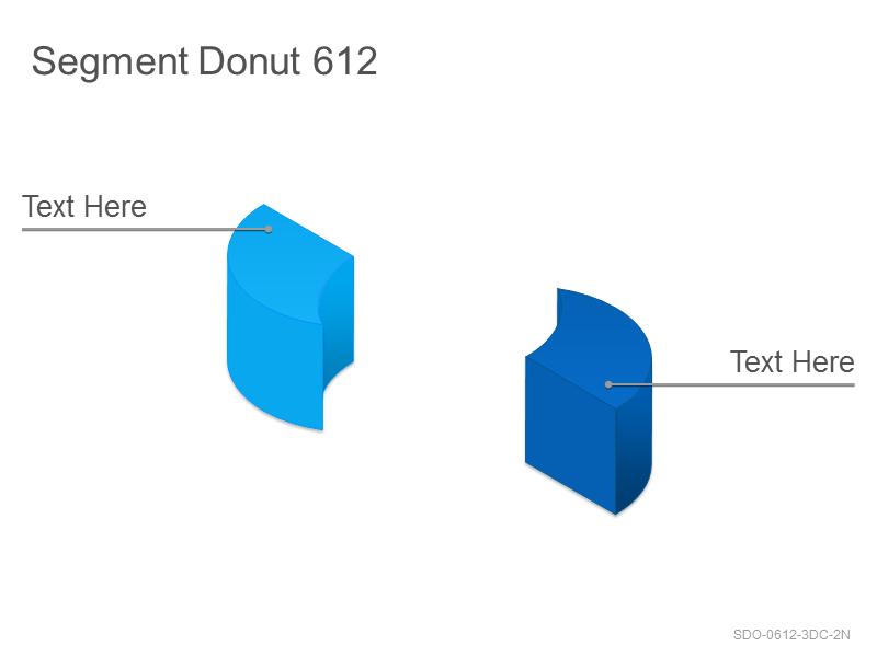 Segment Donut 612