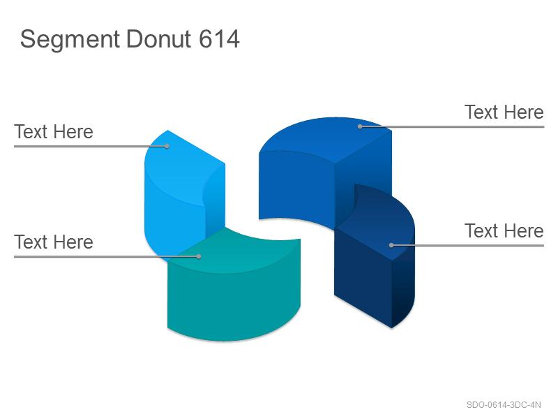 Segment Donut 614