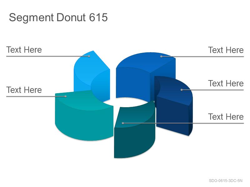 Segment Donut 615