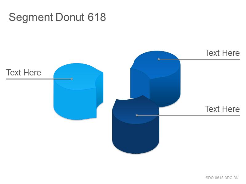 Segment Donut 618