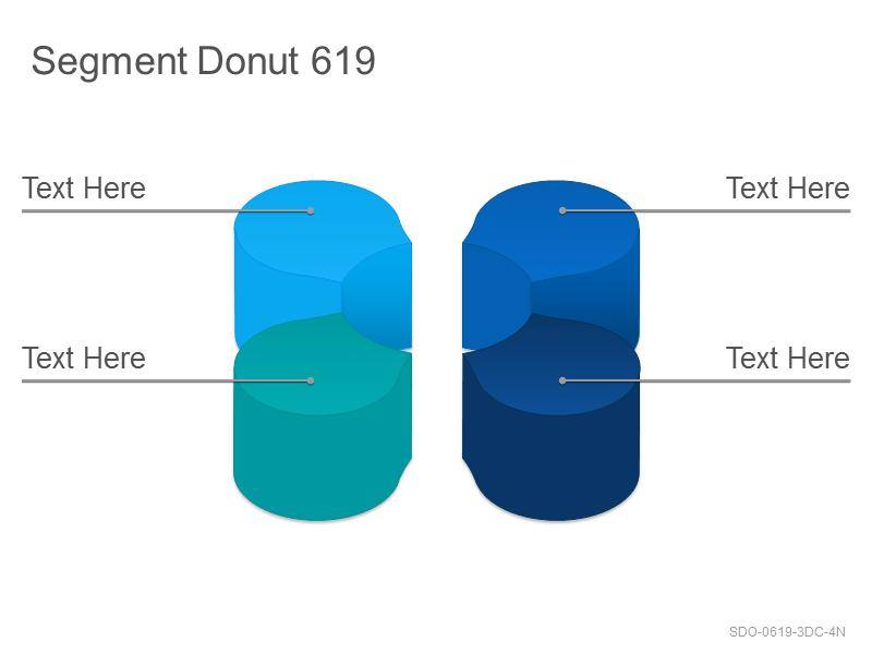 Segment Donut 619