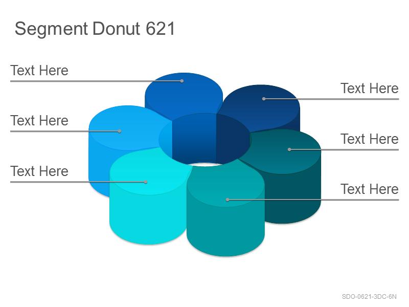 Segment Donut 621
