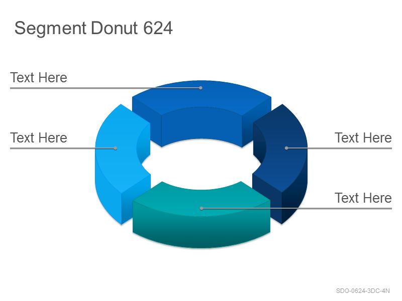 Segment Donut 624