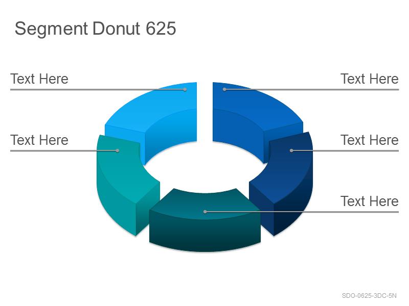 Segment Donut 625