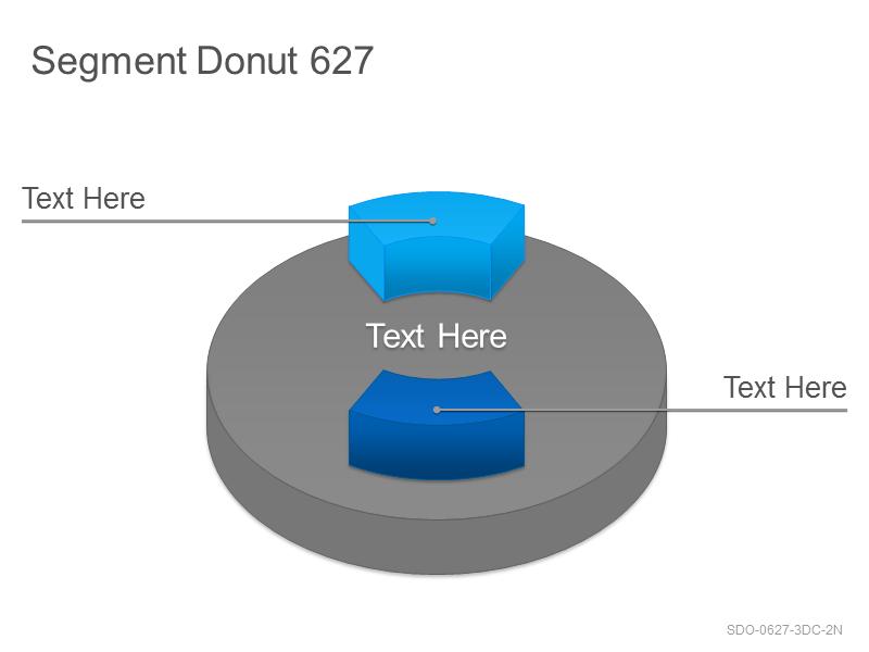 Segment Donut 627