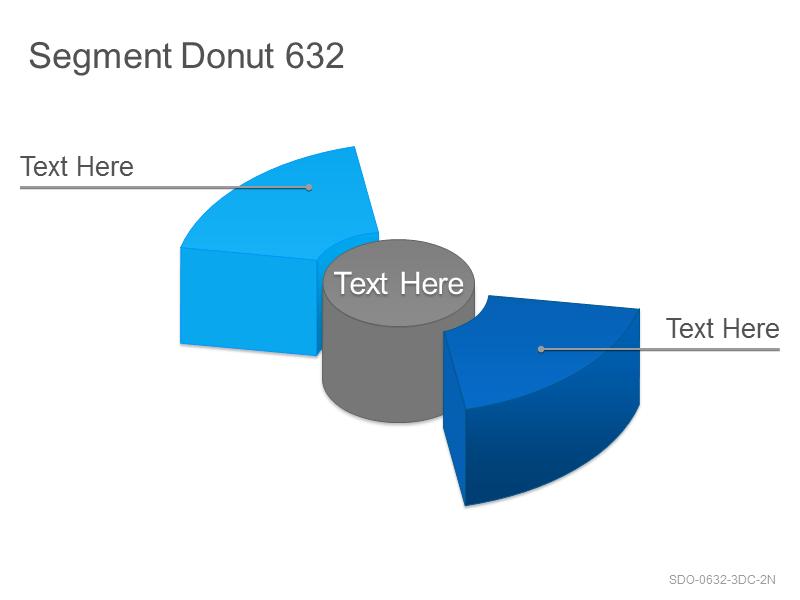 Segment Donut 632