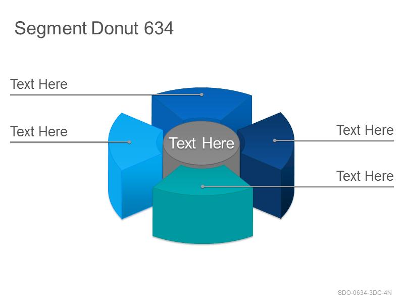 Segment Donut 634