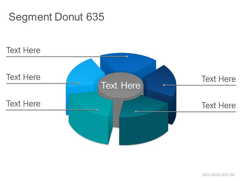 Segment Donut 635