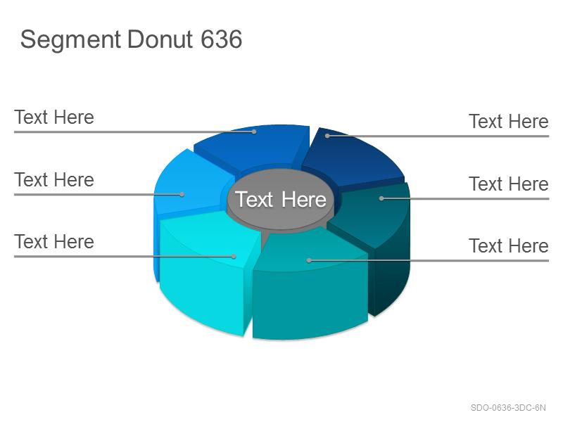 Segment Donut 636